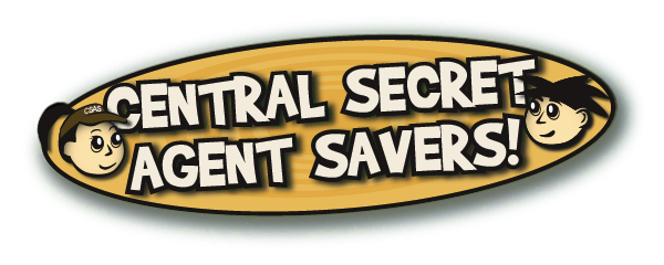 CSAS - Central Secret Agent Savers - by Central National Bank